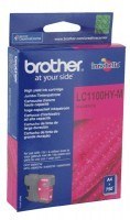 Cartouche Brother lc1100 hc magenta