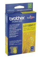 Cartouche Brother lc1100 hc jaune