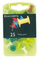 Epingle 10mm assorti capsa - boite de 25