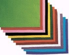 Coupon feutrine 45x50 assorti - Paquet de 12