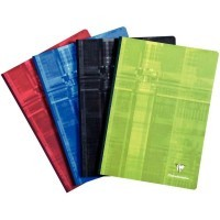 Cahier brochures Clairefontaine grand carreaux A4 192p 90g