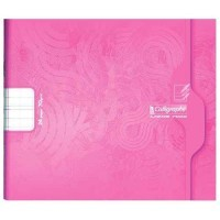 Cahier piqures Clairefontaine 17x14,7 24p DL3 mm i/v 70g