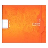 Cahier piqures Clairefontaine 17x14,7 24p DL5 mm i/v 70g
