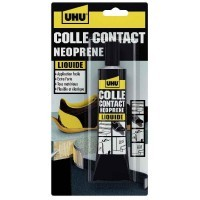 Colle Uhu contact - tube de 50ml