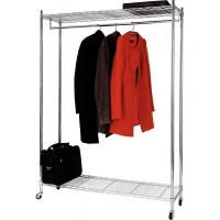 PMM0BI - Vestiaire mobile 90 cm chrome