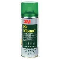 Colle remount 3M - aerosol de 400ml