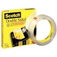 Rouleau scotch double face 19mmx33M