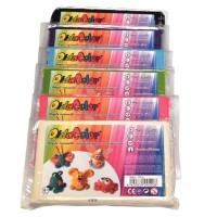 Pain de 500G d'argile DIDACOLOR - Lot de 6