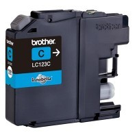 Cartouche Brother LC123 Cyan