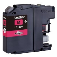 Cartouche Brother LC123 Magenta