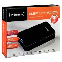 Disque Dur Portable Intenso 3.5'' 3 To