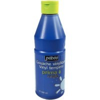 Flacon de 500 ml Prima Magic, coloris bleu outremer