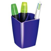 Pot à crayons 2 cases Cep Pro Gloss violet