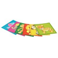Set de 30 cartes PlayMais Mosaics