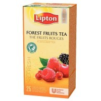 Boite 25 lipton the fruits rouges