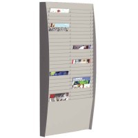 Trieur vertical comprenant 50 cases A4