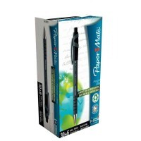 Pack de 36 stylos bille FlexGrip Ultra dont 6 gratuits noir