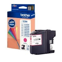 Cartouche jet d'encre Brother LC223 magenta