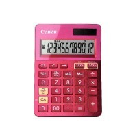 Calculatrice de bureau LS123K rose