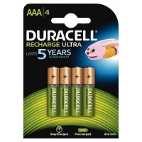 Blister de 4 accu DURACELL AAA850A ULTRA POWER