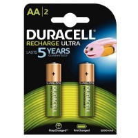 Blister 2 accu DURACELL AA2500A ULTRA POWER