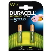 Blister de 2 accu DURACELL AAA850A ULTRA POWER