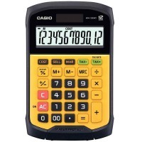 Machine à calculer Casio 12 chiffres étanches WM-320MT