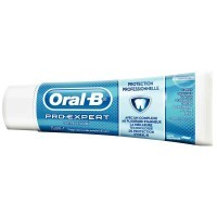 Dentifrice Fluoré Oral B pro expert Menthe extra forte 75ml
