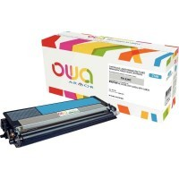 Toner compatible BROTHER TN329C Cyan