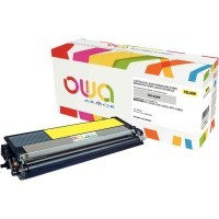 Toner compatible Brother TN329Y Jaune