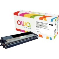 Toner compatible Brother TN321BK noir