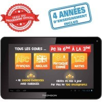 Tablette Thomson TEO-QD10BK8E en 10'' version College