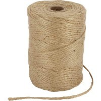 Ficelle jute naturelle 3mm x 1kg