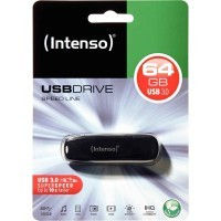 Clé USB Intenso 3.0 Speed Line 64 Go
