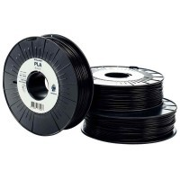 Bobine Ultimaker filament plat coloris noir 2.85mm