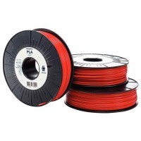 Bobine Ultimaker filament plat coloris rouge 2.85mm