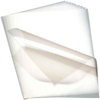 Plaque transparente A3 - Lot de 10