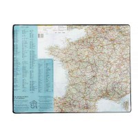 Sous-main 58x39 carte france