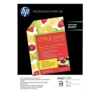 Papier photo HP glace recto/verso A4 C6818a - Paquet de 50 feuilles