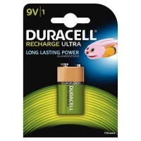 Accumulateur nimh Duracell hr22 - Blister de 1
