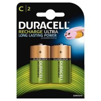 Accumulateur nimh Duracell hr14 - Blister de 2