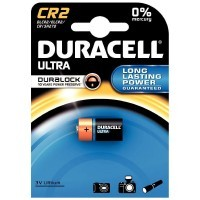 Pile lithim 3v cr2 Duracell ultra photo - Blister de 1