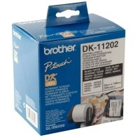 Rouleau etiquettes Brother expedition  62x100