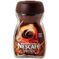 Cafe instantane nescafe - pot de 50g