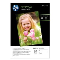 Papier photo HP semi glace A4 200g q2510a - Paquet de 100 feuilles