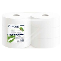 Jumbo papier hygienique - Lot de 6