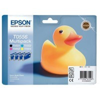 Cartouche Epson t055640 + pack photo