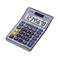 Calculatrice de bureau Casio ms 88ter - 8 chiffres