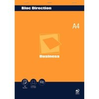 Bloc de direction 80 feuilles A4 70g business