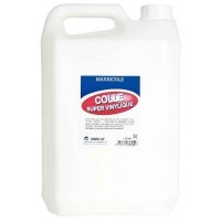 Colle super vinylique - flacon de 5l